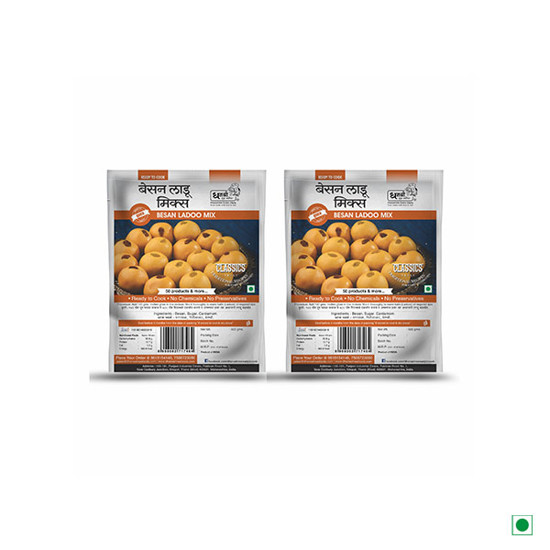 Besan Ladoo Mix (Pack of 2)