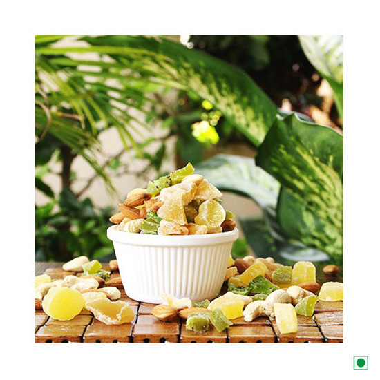 Tropical Fruit Mix by graminway