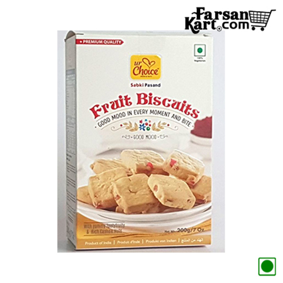 Fruit Biscuits