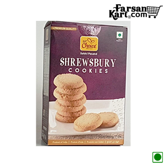 Shrewsbury Cookies