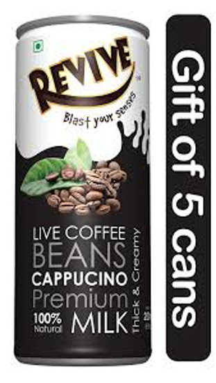Revive Cappunccino (Pack of 5)