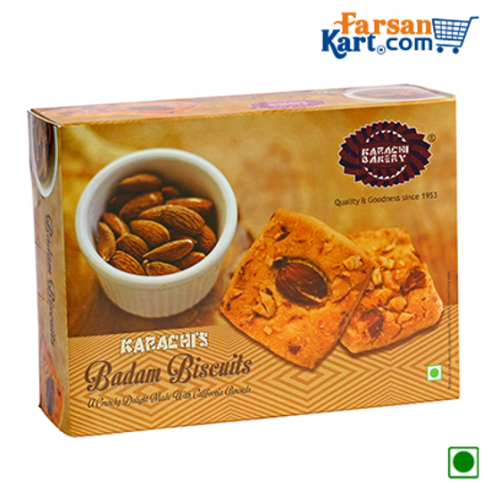 Badam Biscuits
