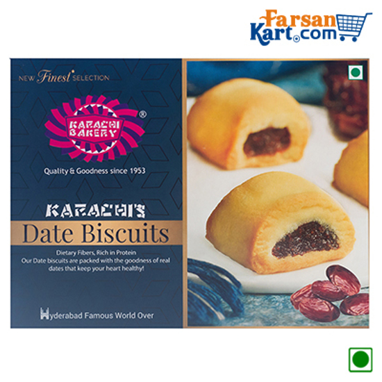 Date Biscuits