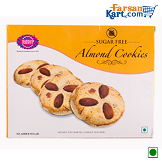 Sugarfree Almond Biscuits