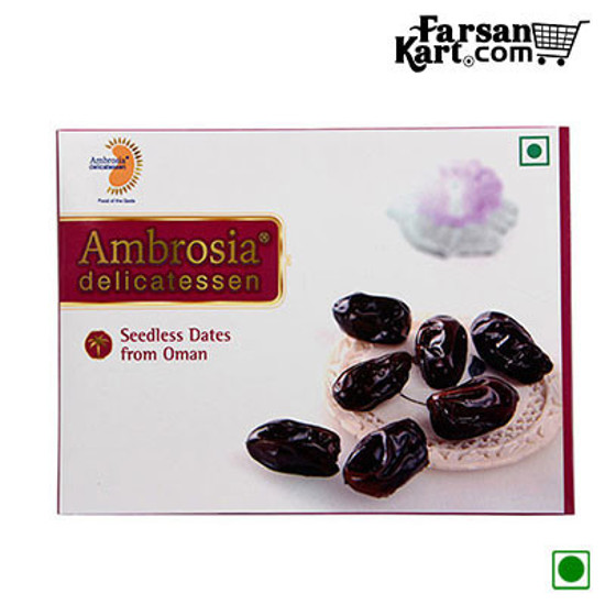 Seedless Dates From Oman by ambrosia delicatessen