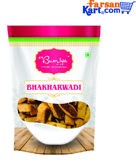Butter Bhakarwadi by c n bumia and sons