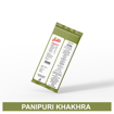 Mobile Khakhra Pani Puri 50g (Pack Of 24)_1
